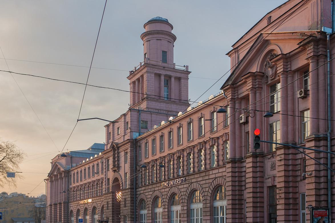 ITMO University  (圣光机大学) 提升自己RUR世界大学排名榜位置