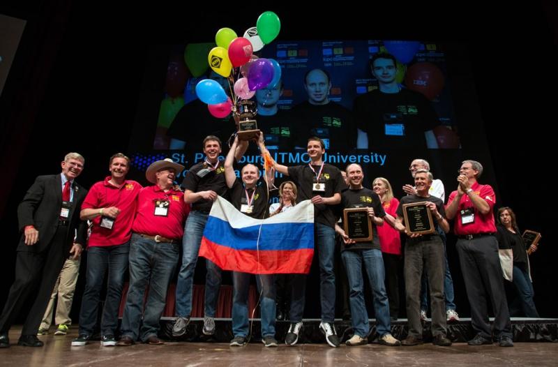 圣光机大学程序设计师是ACM ICPC七次冠军!