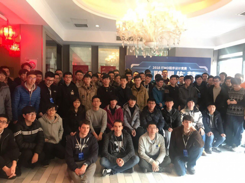 ACM ICPC参与者的培训如何在彼得罗扎沃茨克和北京进行