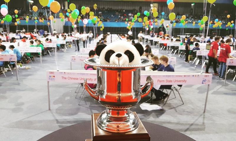 ACM ICPC-2018,冠军奖杯最终属于莫斯科!