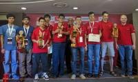 圣光机 (ITMO UNIVERSITY) 程序员在印度冠军赛CodeChef SnackDown中居于前两位