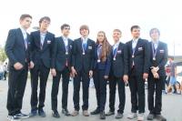在IOI  国际奥林匹克信息学竞赛中俄罗斯中学生的总排名为第二名