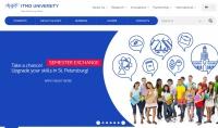 圣光机大学在俄罗斯高校网站英文版排名排在前三位