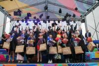 第一所非典型大学2017届学生毕业典礼