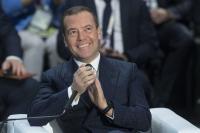 俄罗斯联邦政府总理Dmitry Medvedev 公布开始建设新校区 ITMO Highpark