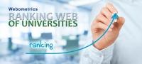 Webometrics-2018:我校国际网络排名表上名次有提升