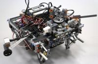 我校机器人小组成员将代表俄罗斯参加英特尔ISEF的国际比赛