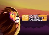 QS世界大学排行榜公布,ITMO大学排名上升一百位!