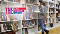 THE World University Rankings 泰晤士高等教育的世界大学排名-2019: 俄罗斯高校加强强排名位置