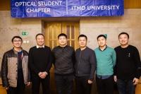 八个小时的实验和足球赛:正如中国科学家在ITMO大学补充了太赫兹生物医学领域的知识