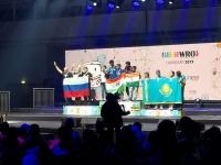 ITMO大学机器人团队赢得WRO-2019银奖