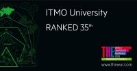ITMO大学在《泰晤士高等教育》新兴经济体排名中上升了18位
