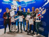 圣光机花豹运动俱乐部四年连续成为俄罗斯最佳学生体育俱乐部
