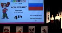 ITMO大学青年机器人创意室团队赢得WRO-2020奖章