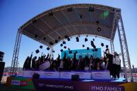 毕业典礼于周六在彼得保罗要塞举行!