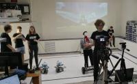 机器人音乐家 Robert Robotetsky 的创作者在 RoboCup-2021 世界总决赛中被评为最佳新人