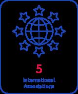 5 International associations